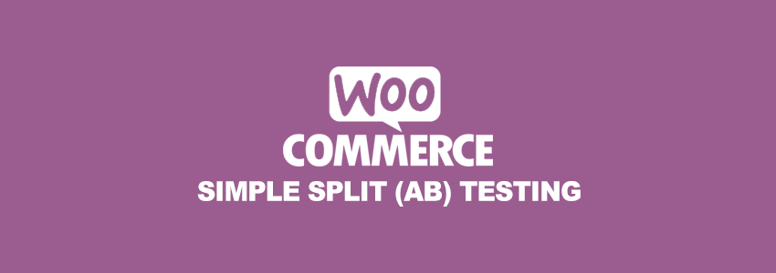 WooCommerce AB Split Testing WordPress Plugin