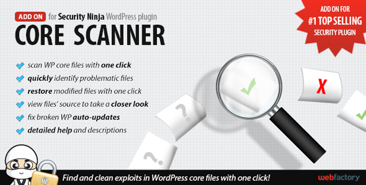 CoreScanner-WordPress-адон-wpexplorer