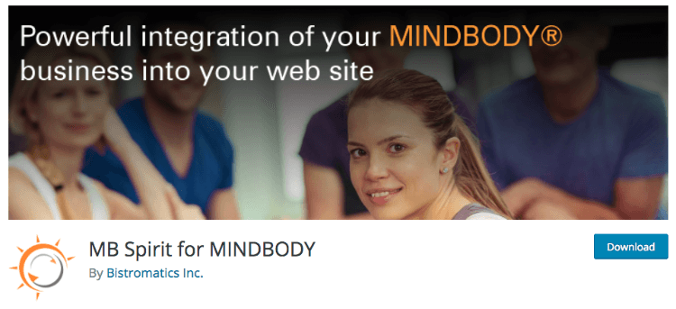 MB Spirit for Mindbody