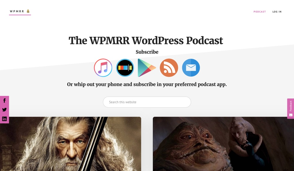 WPMRR Podcast