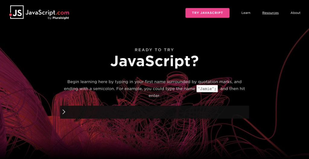 JavaScripti Pluralsight
