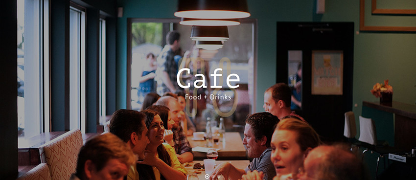 Cafe by Total Best WordPress Themes Themes