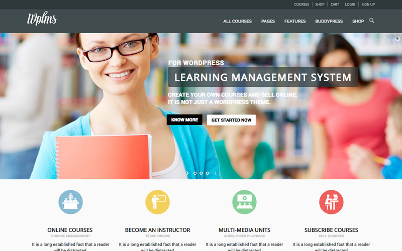 wplms-education-theme