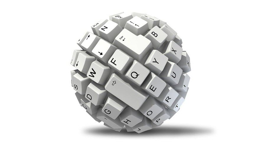 Keyboard-Ball-groß