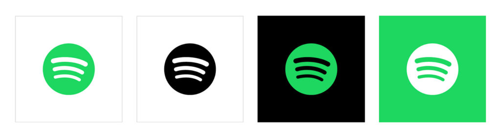 Retningslinjer for Spotify-branding