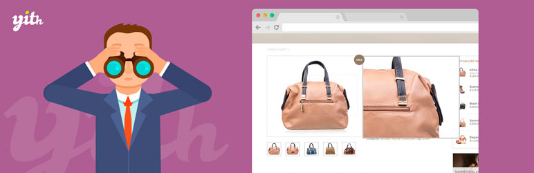 YITH WooCommerce Zoom Magnifier Kostenloses WordPress Plugin