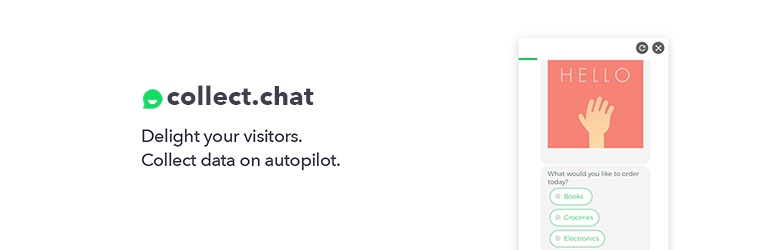Collect.chat Chatbot