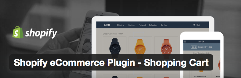 Shopify eCommerce WordPress Plugin