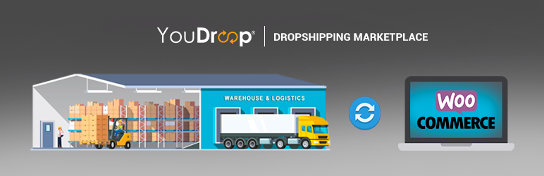 YouDroop Dropshipping добавка за WooCommerce