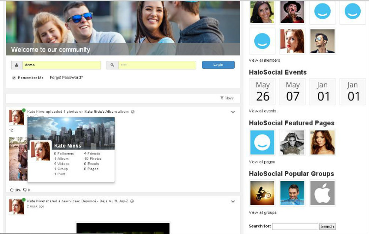 how-to-create-a-social-network-with-wordpress-halosocial-popup