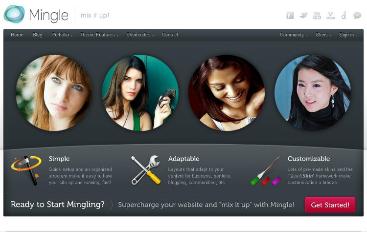 how-to-create-a-social-network-using-wordpress-mingle-theme