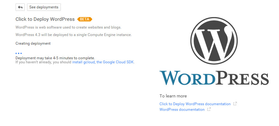 google-cloud-wordpress-013-wordpress nastavení