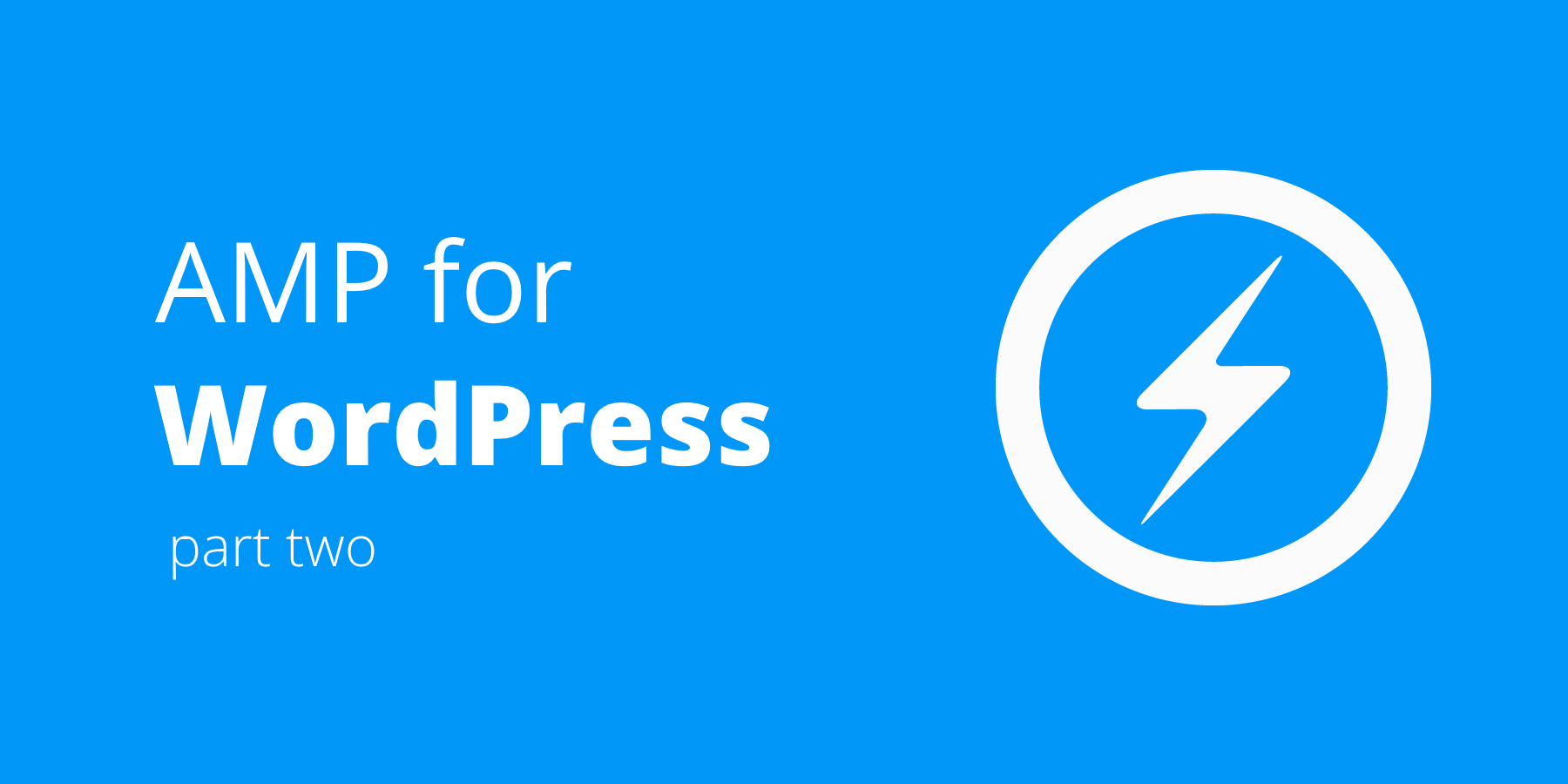 So richten Sie AMP in WordPress ein