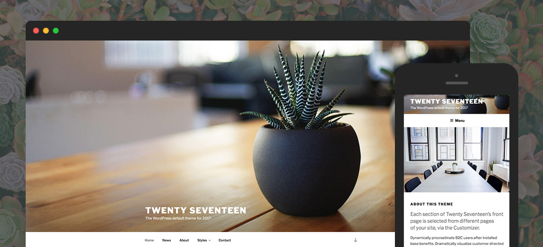 Siebenundzwanzig WordPress-Theme