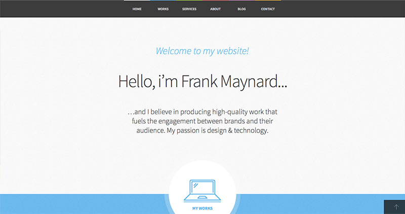 freelancer-wp-theme