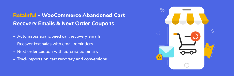 Retainful - WooCommerce Abandoned Cart Recovery