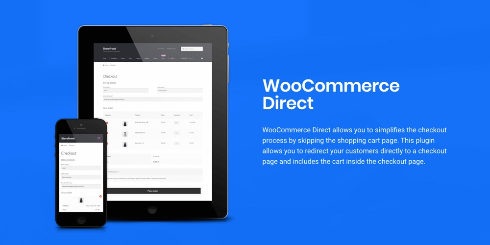 WooCommerce Direct