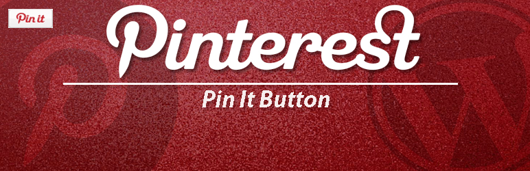 Pinterest Pin It Button auf Image Hover Plugin