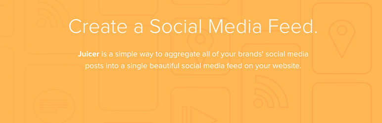 Juicer Social Feeds Plugin