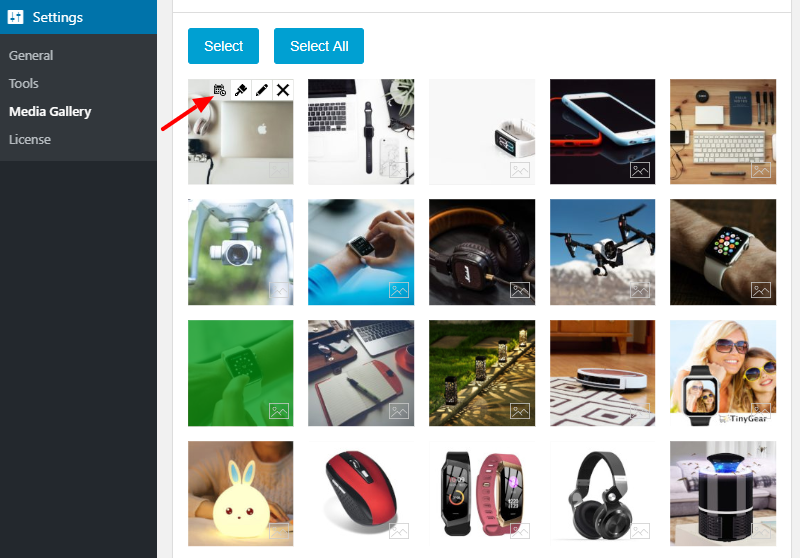 Social Rabbit Image Scheduler