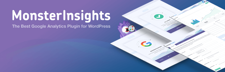 适用于WordPress的MonsterInsights Analytics