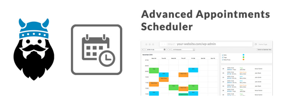 vikappointments services Buchungskalender WordPress Plugin