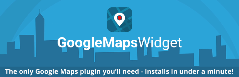 Plugin gratuït de Google Maps Widget